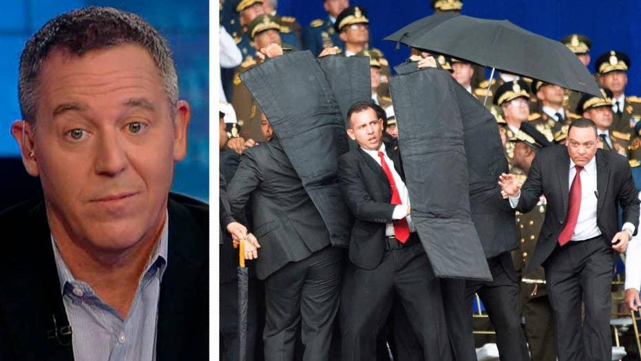 Gutfeld on alleged drone attack in Venezuela