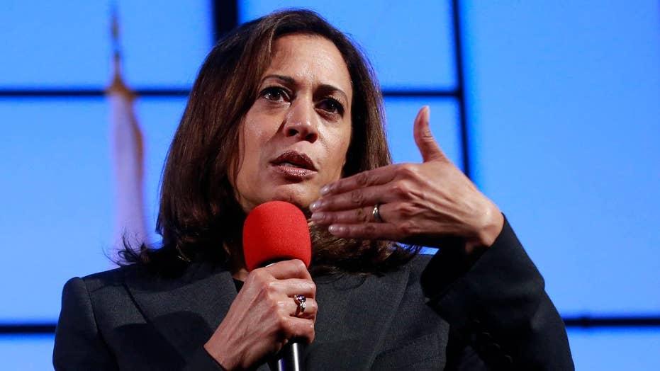 Kamala Harris rejects criticism of 'identity politics'