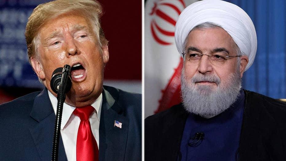 White House: Sanctions designed to change Iran's behavior