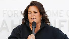 Rosie O'Donnell took to Twitter to mock the age of prominent Republicans, calling on Senate Judiciary Committee Chairman Chuck Grassley and Sen. Orrin Hatch, R-Utah, to retire – despite lefty leaders being the same age.