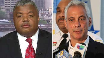 Chicago reverend says the mayor is doing nothing to combat the city's crime crisis.