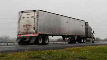 Retirements and industry growth drives need for truckers; Kevin Corke reports.