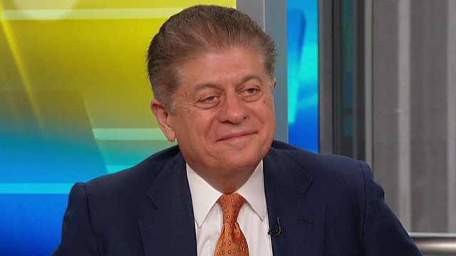 Judge Napolitano: Lawyers shouldn't let Trump near Mueller