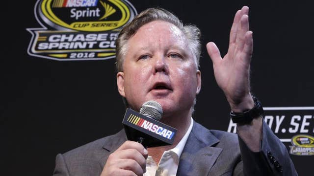 NASCAR CEO's DWI fallout; drone fears after Venezuela attack