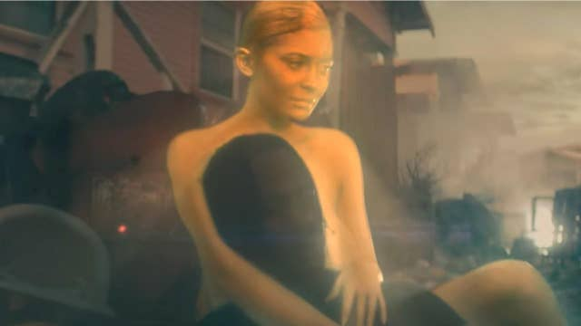 Kylie Jenner appears as 'Virgin Mary' in new Travis Scott music video
