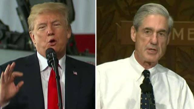 Obstruction of justice questions concern Trump legal team