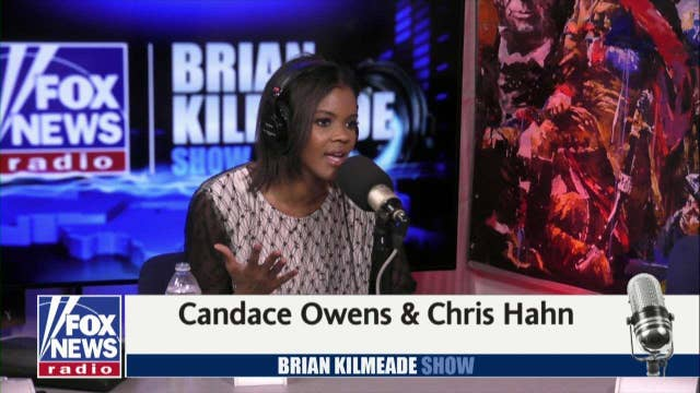 Candace Owens Confronts Chris Hahn Over Antifa Coordination