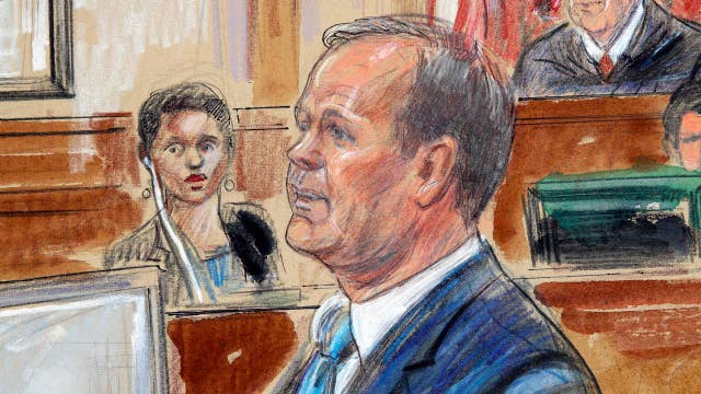 Rick Gates set to face cross-examination in Manafort trial