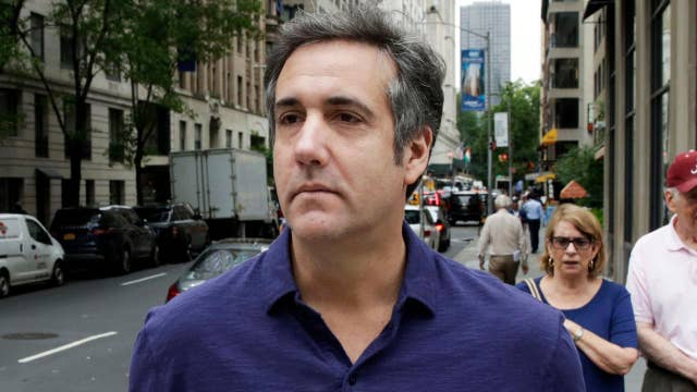 Report: Michael Cohen being investigated for tax fraud