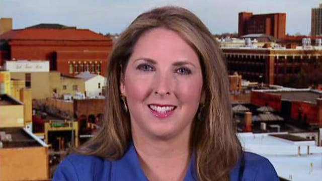 RNC chair: Ohio special election is not referendum on Trump