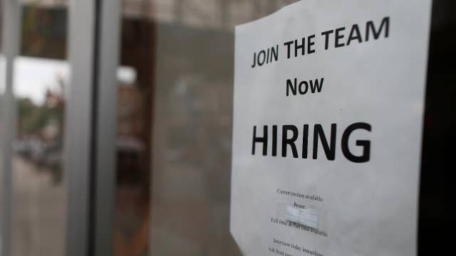 More jobs than job seekers for three months in a row