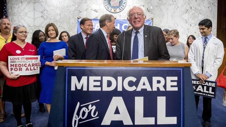 Democrats push state-based universal health care