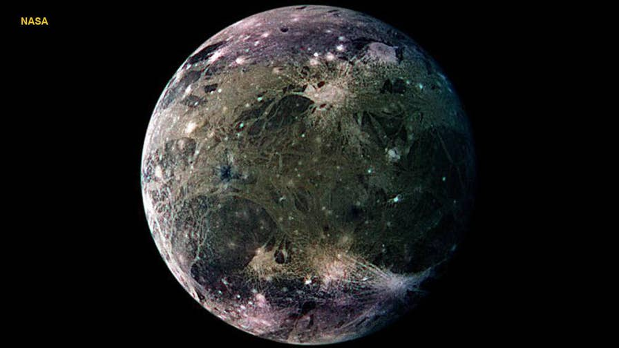 Scientists have spotted 'extraordinary,' intense waves coming out of Jupiter's moon Ganymede. The 'chorus waves' are a million times more powerful than they are on Earth, and could have disastrous effects on spacecraft.