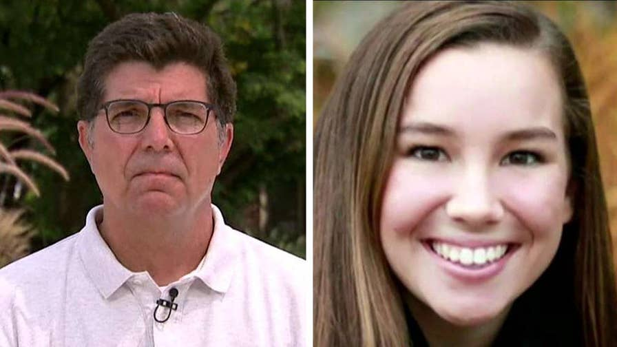 Robert Tibbetts says authorities are 'extremely motivated' to find his missing daughter, urges potential abductor not to escalate or drag out the ordeal.