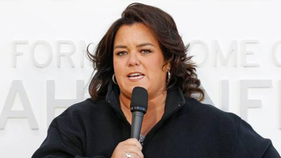 Rosie O'Donnell wants military to 'get' Trump from White House
