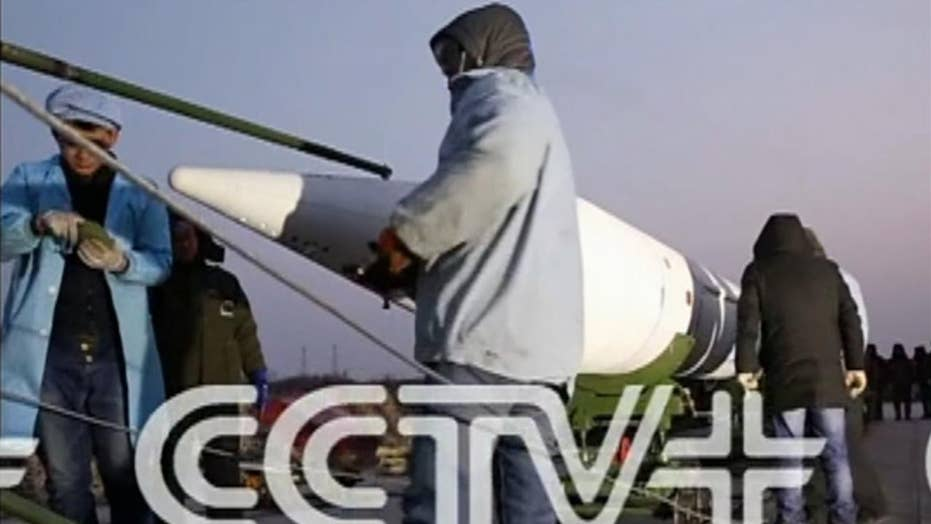 China tests new hypersonic aircraft that can carry nukes
