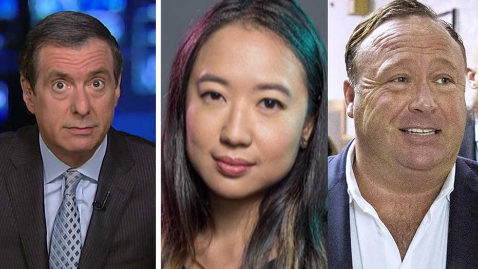 Kurtz: The free speech debate over Sarah Jeong and Alex Jones