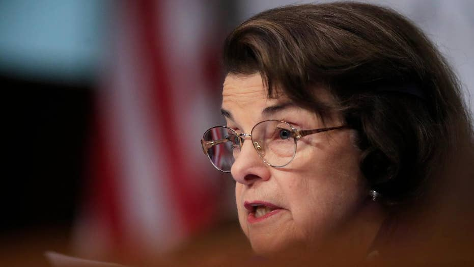 Report: Former aide to Sen. Feinstein spied for China