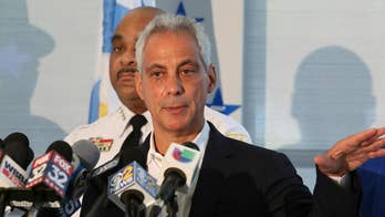 Tipping Point? Heat's on Rahm in re-election race after bloody Chicago weekend