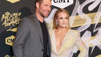 Country superstar Carrie Underwood announced she and husband Mike Fisher are expecting another bundle of joy. The baby news comes at the same time that Underwood announced she will be embarking on the 'Cry Pretty Tour 360' in May 2019.