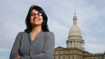Meet Rashida Tlaib, the first Palestinian-American woman to serve in Congress