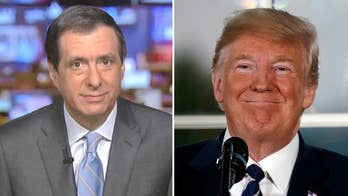 'MediaBuzz' host Howard Kurtz weighs in on the Ipsos poll that claims 43 percent of Republicans want President Trump to shut down some media outlets.