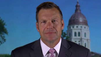 Kris Kobach: Cutting taxes in Kansas would be my top priority