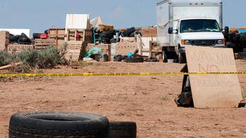 Prosecutors say a man accused of abusing children at a New Mexico compound linked to 'extremist Muslims' was training them to carry out school shootings.