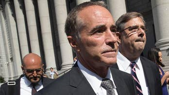 Prosecutors allege the Republican congressman, along with his son and the father of his son's fiancee, avoided over $768,000 in losses by selling stock in a biotechnology company where Collins served on the board ahead of the public announcement of failed drug trials.