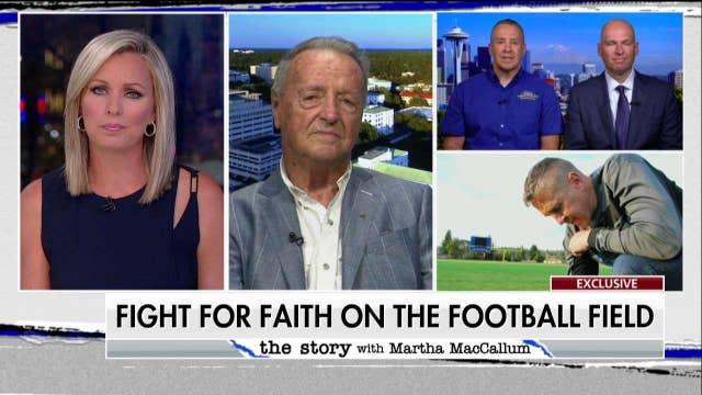 Coach Bobby Bowden Defends Coach Fired Over Prayer