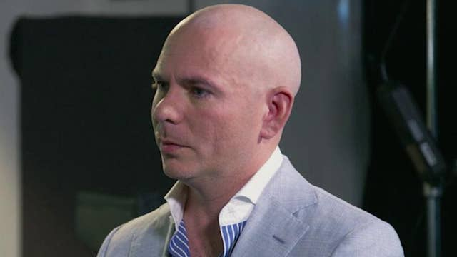 'OBJECTified' preview: Pitbull on defying expectations