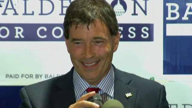 Troy Balderson claims victory in Ohio special election