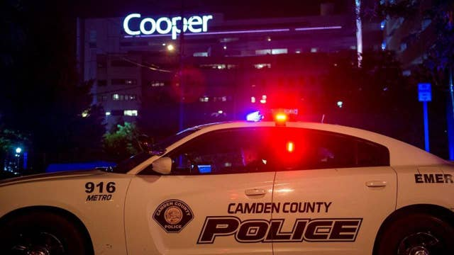 Manhunt for suspect after 'ambush' attack on NJ detectives