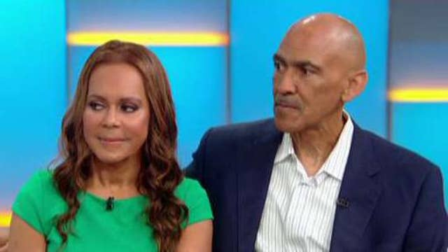 Tony Dungy: Players kneeling against what's wrong in America