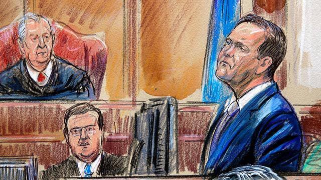 Rick Gates' 'secret life' targeted by Manafort defense team