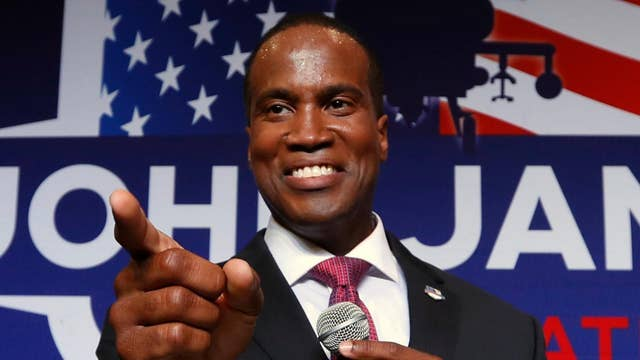 Trump calls John James a 'future star' after primary win