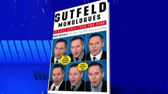 'The Gutfeld Monologues' is a best-seller