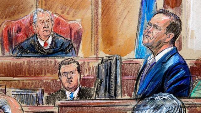 Paul Manafort's attorneys challenge Rick Gates' credibility
