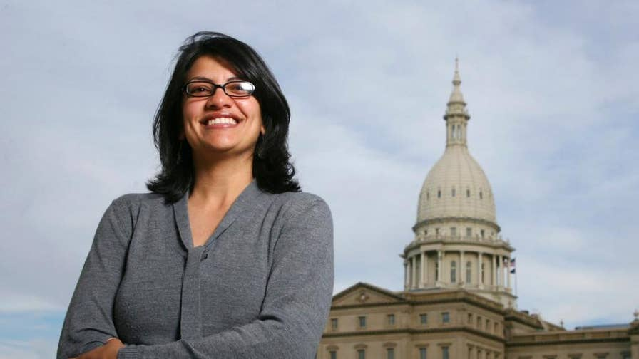 What to know about Former Michigan state representative Rashida Tlaib, who will likely become the first ever Muslim woman elected to Congress.