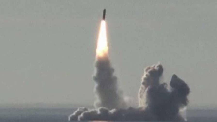 Pentagon warns about Russian naval activity; Lucas Tomlinson reports.