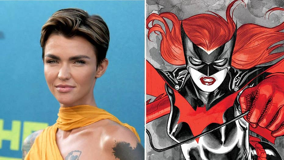 Ruby Rose to play first openly gay superhero in 'Batwoman'
