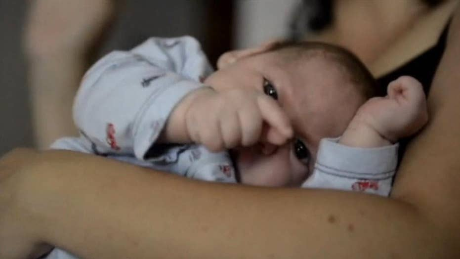 Study tracks health of babies born to Zika-infected mothers