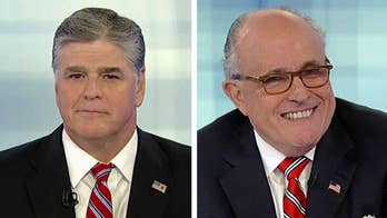 President Trump's legal team rejects Mueller's terms for an interview; Rudy Giuliani explains on 'Hannity.'