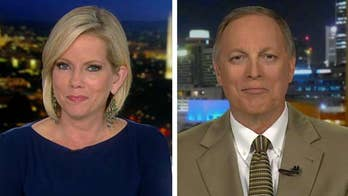 Rep. Andy Biggs explains plan that would penalize countries of illegal immigrants in order to fund a border wall on 'Fox News @ Night with Shannon Bream.'
