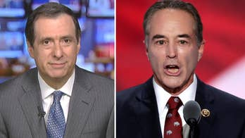'MediaBuzz' host Howard Kurtz weighs in on the indictment against Rep. Chris Collins for alleged insider trading, and the congressman's claims he could still win re-election.