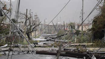 Officials now estimate more than 1,400 died in the aftermath of Hurricane Maria; Phil Keating reports.