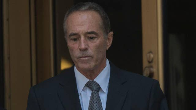 Rep. Chris Collins indicted on insider trading charges