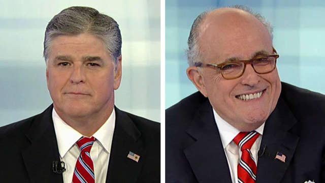 Giuliani: Mueller's investigation is obviously illegitimate