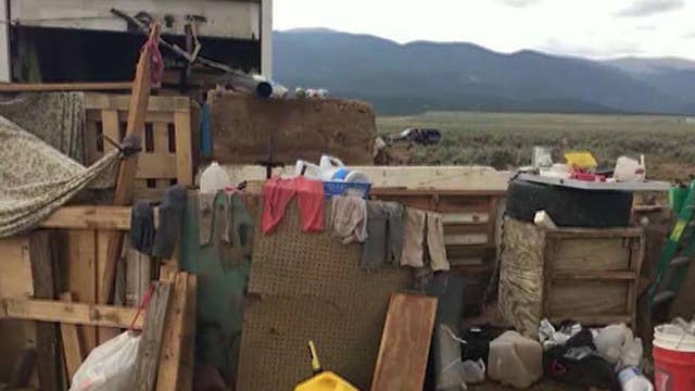 Extremist compound trained kids to be school shooters