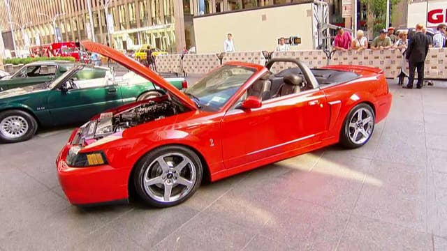 After the Show Show: Mustangs